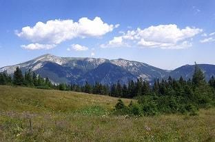 سلسلة جبال راكس