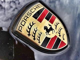 لوجو سيارة بورش