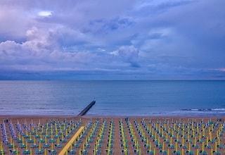شاطىء جيزولو بفينيسيا